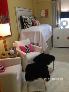 Ole Miss Martin Dorm Room #4 | Dorm Rooms 2014
