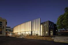 Biblioteca de Williamstown / Sally Draper Architects + Mitsuori Architects