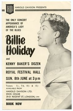 Billie Holiday ?