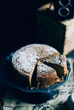 Tahini Cake Recipe - Souvlaki For The Soul