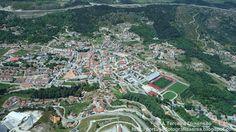 A Terceira Dimensão - Fotografia Aérea: Vila Pouca de Aguiar