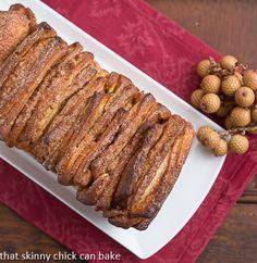 Cinnamon Pull-Apart Coffee Cake