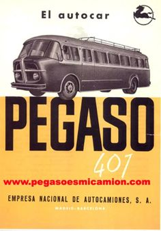 Retro Bus, Pegasus