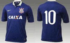 Terceira camisa Corinthians 2013