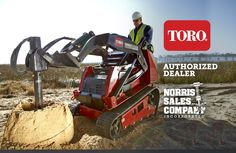 Toro Dingo track loaders help you power through your toughest projects no matter the terrain. Maximize productivity and reduce manpower with the Landscape Maintenance, Lawn Maintenance, Must Have Tools, Any Job, Productivity, Track, Backyard, News, Projects