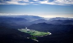 The Buller River at Inangahua, see more, learn more, at New Zealand Journeys app for iPad www.gopix.co.nz