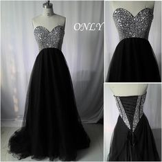 Hey, I found this really awesome Etsy listing at http://www.etsy.com/listing/157504604/a-line-prom-dressbeaded-evening