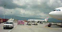 #Tribhuvan, também no #Nepal, é o único aeroporto internacional do país, e tem registro de vários incidentes em decorrência das condições climáticas.
