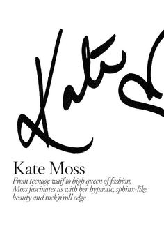 love Kate M