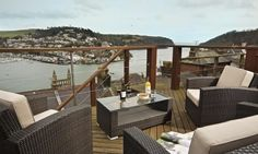 **New Property** 94 Above Town, Dartmouth    Boasting breathtaking views over the River Dart https://www.coastandcountry.co.uk/cottage-details/94abov