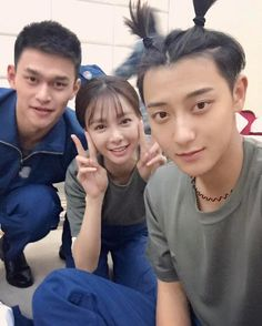 Tao in Take a real man  so cute. Tao is still 3 yearsold