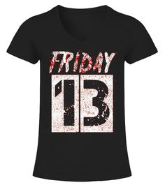 Friday 13th Mark Your Calendars TShirt Friday T-shirt