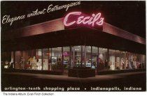 10th & Arlington Street shopping plaza in Indianapolis, Indiana.  My mother use to shop here often.