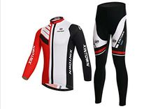 2015 Unisex Mens Womens Long Sleeve Cycling Clothing Jersey & Pants Set Outdoor Sports Bicycle Suits-S SportsInn http://www.amazon.com/dp/B019OSQ98A/ref=cm_sw_r_pi_dp_mauEwb0BYCJS0