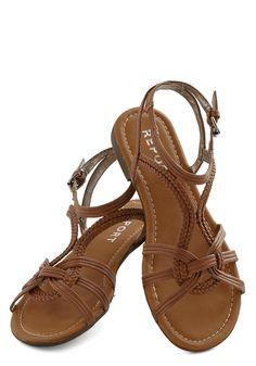 Sunny Day Staple Sandal, #ModCloth