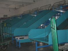 ZM Automation incline or decline belt conveyors are available with big conveying capacity, simple structure,unique design and competitive price throughout the world! http://www.zm-automation.com/incline-decline-belt-conveyor/