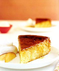 Creamy Rice Pudding Cake