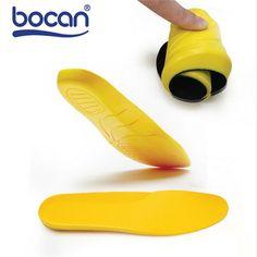 Plantilla para zapatos cojines del cuidado de pie para aliviar el dolor en el pie aumento de la altura de 1 cm plantillas de zapatos cómodos para los hombres y las mujeres 002
