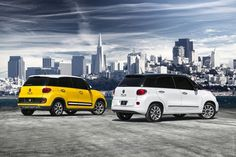 The Italian company Fiat declassified version of off-road Compact MPV Trekking called before the official presentation of new products, which will be held at the Auto Show in Los Angeles. Fiat 500l, Fiat Abarth, Fiat 500 Pop, New Fiat, Car Finder, Image Sites, Hatchback Cars, New Architecture, Cathedral City