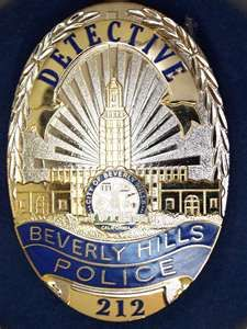 Beverly Hills California police badge Law Enforcement Today www.lawenforcementtoday.com