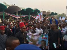 you have to CALCUFAST: Buhari storms Kogi, promises to revive Ajaokuta St...