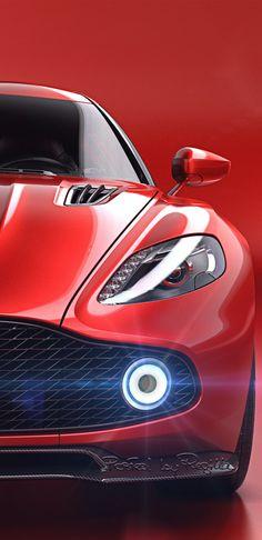 Aston Martin Vanquish Zaga