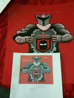 From concept, to matching the proof, work done in house, under our control Line Custom Screenprinting and Embroidery in Ledgewood, NJ Screenprinting, Four Square, Line, Shirt Designs, Batman, Concept, Embroidery, Superhero, House