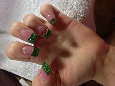 Acrylic nails #summer #nails