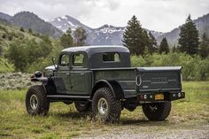 1952 Dodge Power Wagon Legacy Conversion for sale #1854572 | Hemmings Motor News