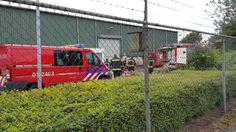 Oude Pekela brandgerucht  2017   Oude Pekela(Oude Pekela) brandgerucht b...