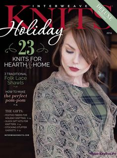 Interweave Knits Holiday Gifts 2016