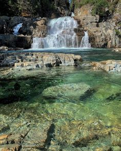 This Stunning Waterfall And Swimming Hole In BC Is The Ultimate Summer Hangout Spot - Narcity Beautiful Places To Visit, Cool Places To Visit, Places To Travel, Scenic Photography, Night Photography, Photography Tips, Landscape Photography, Alberta Travel, Vancouver Island