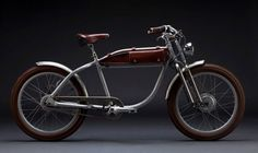 Italian manufacturer Italjet has unveiled the vintage looking Ascot electric bike at the Italian bike show EICMA in Milan.