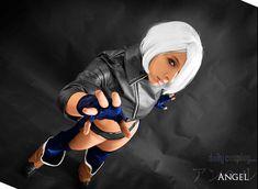 Angel アンヘル from King of Fighters ザ·キング·オブ·ファイターズ