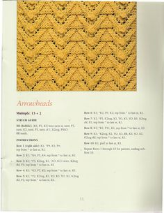 50 Fabulous Knit Stitches Rita Weiss - Paty Entretejiendo - Álbumes web de Picasa