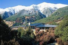 New Zealand-Arthur's Pass Wilderness Lodge & Lake Moeraki Wilderness Lodge