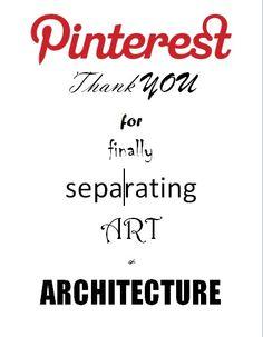 seriously, thanks.  @Pinterest