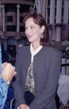 "At ""The River Wild"" premiere in Washington ~ 1994"