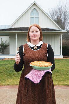 Apple Pie, American Gothic Style