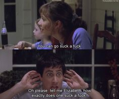 pardon my French...but this is a great scene in a great movie