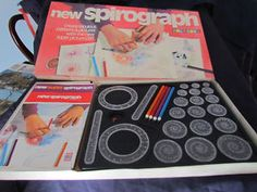 WOW! I used to have a spirograph! LOVED it! On a mission to find one for my granddaughter now.... ;)