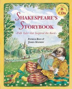 Shakespeare's Storybook-Professional storyteller Patrick Ryan has brought…