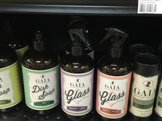 Gaia Natural Cleaners