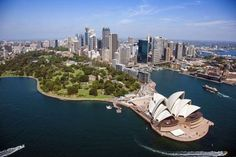Sydney - Airphoto Australia/Getty Images