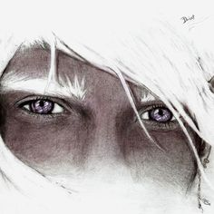 Drizzt Do'Urden eyes to remember