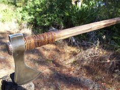 2Hawks Voyager Tomahawk! Great survival or bushcraft tomahawk!