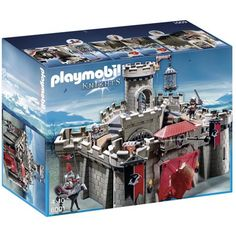 Playmobil #6001 Hawk Knights Castle - New Factory Sealed, Multicolor