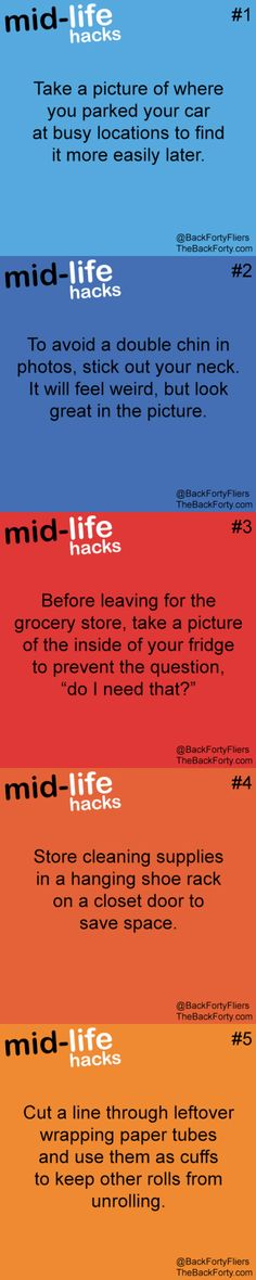 "Today I have found and compiled the 25 best life hacks for mid-life! Enjoy! [gallery ids=""4205,4206,4207,4208,4209,4210,4211,4212,4213,4214,4215,4216,4217,4218,4219,4220,4221,4222,4223,4224,4…"