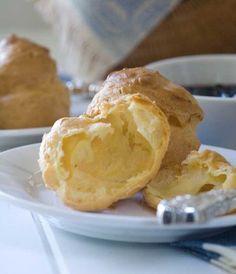 GLUTEN FREE Pate Choux for Cream Puffs, Eclairs, Etc. (Carol said her GF mix is 5.25 oz. per cup)