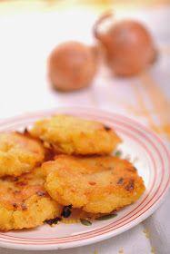 Mindennapi ételeink: Köles-krumpli tócsni Hungarian Recipes, Hungarian Food, Paleo, Vegan, Chicken, Vegetables, Cooking, Easy, Fitt